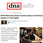 NYPD Misconduct Board Coaches Uptown's Dominican Leaders on Their Rights