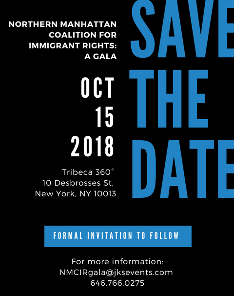 Save the Date for the 2018 Gala